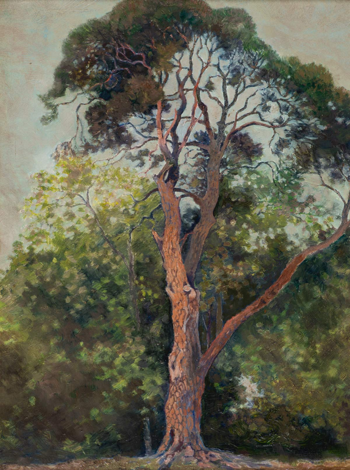 Schilder van de Veluwezoom M. Berendsen