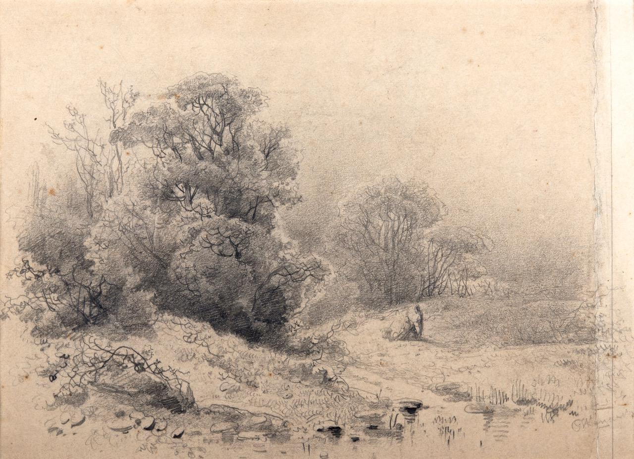 Schilder van de Veluwezoom F.H. Hendriks