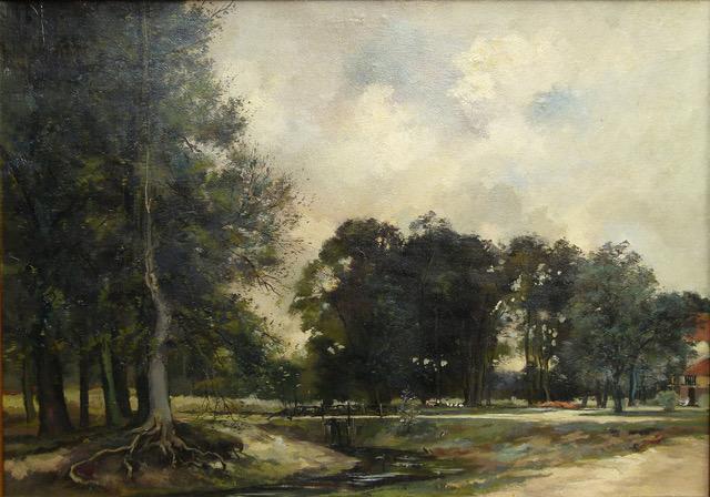 Schilder van de Veluwezoom A. Markus
